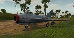 BFV MiG 17