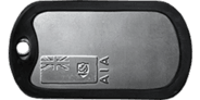 Anguilla Dog Tag