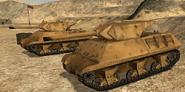 BF1942 NORTH AFRICA M10 WOLVERINE