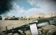 BF3 M60E4 Left Side