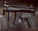 BFHL MP5K model