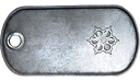 Gun Master Winner Dog Tag