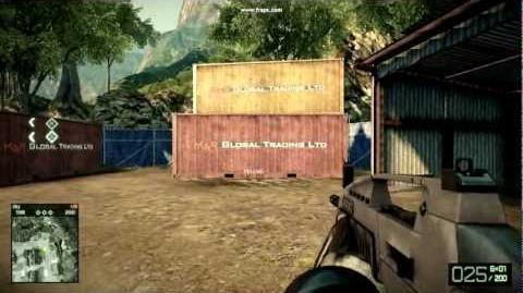 Battlefield Bad Company 2 - XM8 LMG