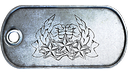 BF3 Co-Op SS25 Dog Tag