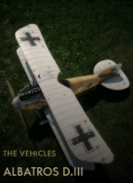 Albatros D.III Codex Entry
