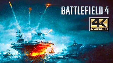 """Battlefield 4 PC """"Tashgar"""" Cinematic Walkthrough 1080p 60FPS, No HUD"""