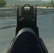 HK51 Iron Sights