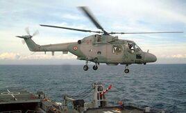 Lynx helo 2