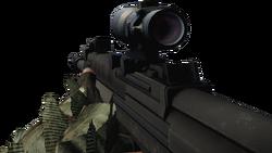 BFBC2 Type 88 Sniper ACOG