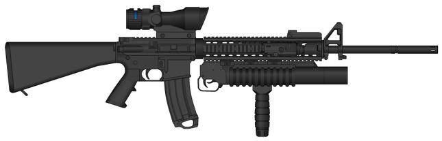 M16A4 Sierra