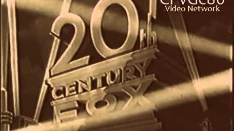 20th Television Fox Color Logo 1960s