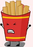 Fries Delete!