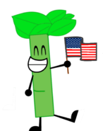 Patriotic Bamboo