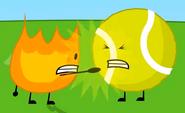 Firey slap TB