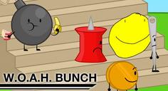 Yellow face In Woah Bunch