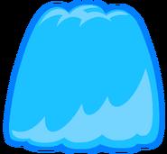 Blueberry Gelatin