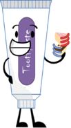Toothpaste new!