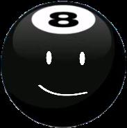 8-Ball pose by enzosmile