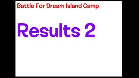 BFDI II Camp Results 2