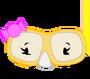 Snorkel Mask Pose