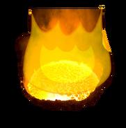 Molten Steel Firegummi