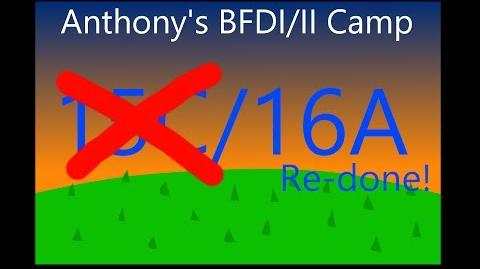 BFDI II Camp 16A Redo Home Damages and Fixes