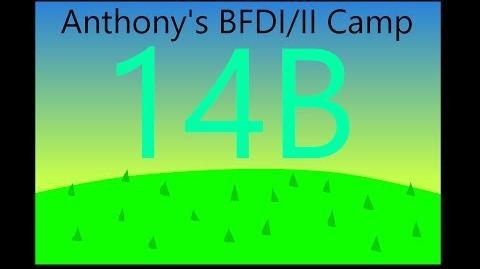 BFDI II Camp 14B Press the Win-Win Button!