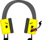 Headphone New Pose