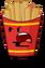 Fries Pose