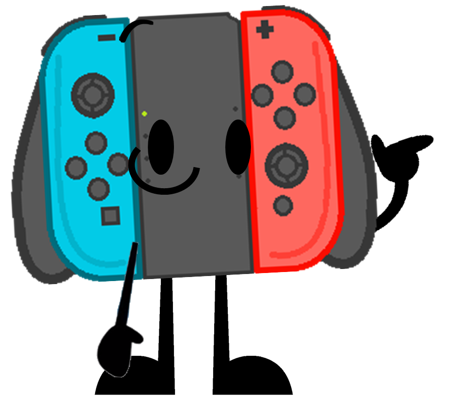 Nintendo switch object shows community fandom powered - Nintendo clipart ...