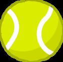 Tennis Ball body