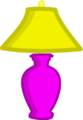 Updated Lamp Body