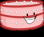 Bfsp portrait Cake