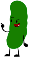 Pickle or maybe Cucumber