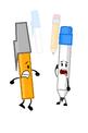 Pen & Pencil Color Swap