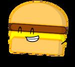 Burger Pose