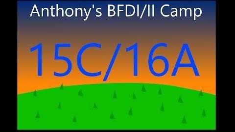 BFDI II Camp 15C 16A Someone's On The Hiatus..
