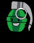 Grenade Pose