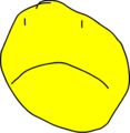 Yellow Face Frown