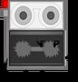 Tape Recorder Pose