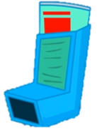 OT Asthma Inhaler