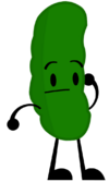 Pickle (OC Pose)