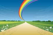 Rainbow Sky (As Seen On Intro)