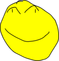 Yellow Face Smile 3