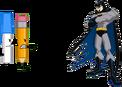 Pencil vs Batman