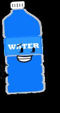 Water Bottle Pose