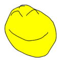 Yellow Face Smile 2 Talk0003