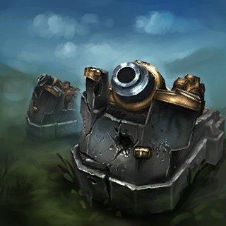 Artwork Giantsbane Cannon