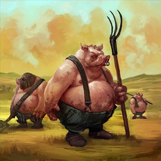Artwork Curse of Oink