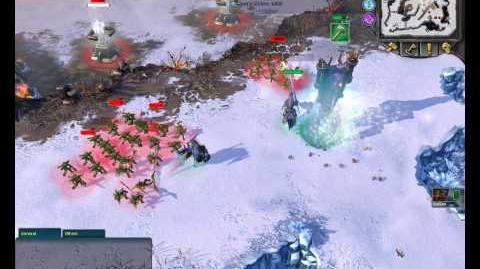 BattleForge PVP Aliyon vs. Azaak on Wazhai by Mergar & tigertank